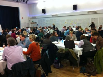 Participants at the SEEd Meeting - 20th March 2012