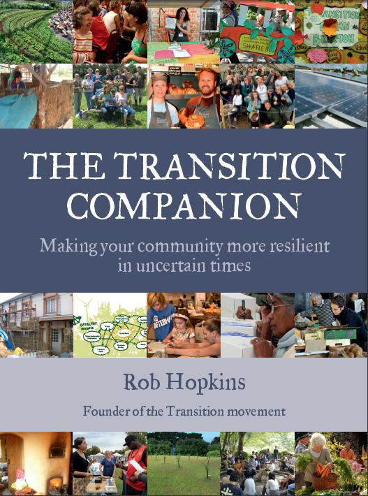 cover of The Transition Companion